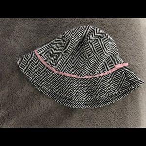 J. Crew Houndstooth Hat